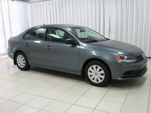 2015 Volkswagen Jetta Trendline Auto! Low KMs! Back-Up Camera++
