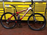 Trek Top Fuel 9.9 mountain bike