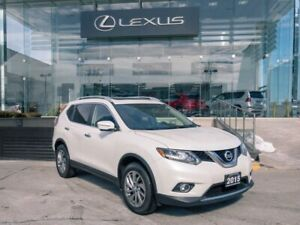 2015 Nissan Rogue SL BLUEOOTH NAVI BACKUP CAM MOONROOF