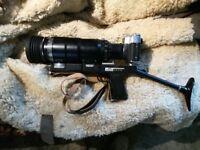 Zenit Photo Sniper (FS-3) 35mm Camera, in case, with all original accessories - top condition