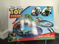 toy story micro Scalextric