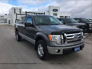 2010 Ford F-150 XLT - SNOW TIRES, 4x4, BED RACK