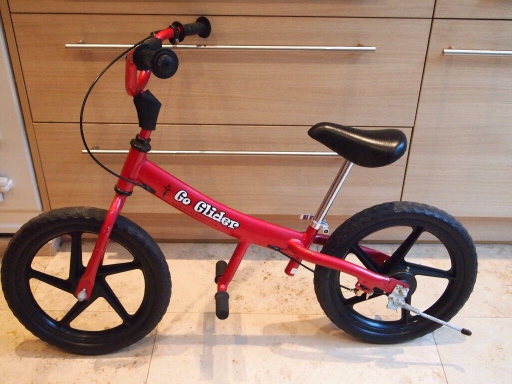 Go Glider Balance Bike (suit 5–10 year old)