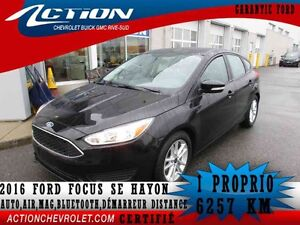 2016 Ford FOCUS 5-DR