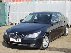 2009 (59 reg), BMW 5 Series 3.0 525d SE Business Edition 4dr, Wide Screen SAT NAV