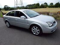 2004 vauxhall vectra 1.8 petrol .full mot .nice car