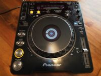 Pioneer CDJ 1000 MK3 £240ono