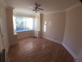 3 bed house in Marton Blackpool, recently re-painted. LONG TERM LET