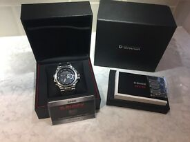 Men's G Shock Watch