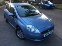 Fiat punto 1.3 2006 low mileage and great condition