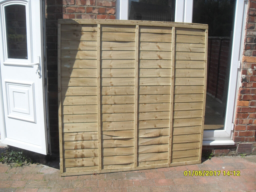 6ft x 6ft fence panel in moston manchester gumtree 6ft x 6ft fence panel baanklon Image collections