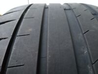 Michelin Pilot Sport 4 tyres, used