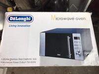 DeLonghi Standard Microwave