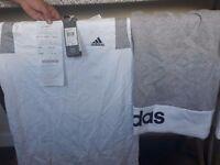 Adidas short and t shirt