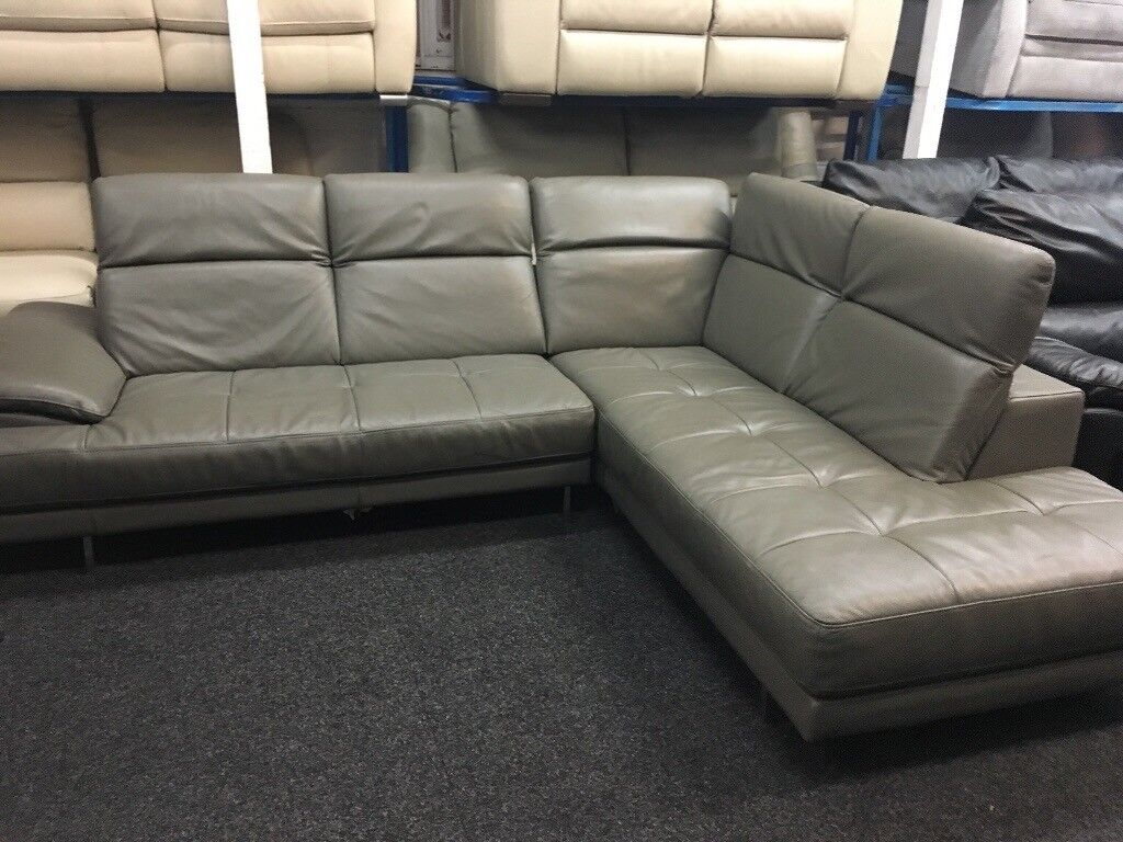 Dfs Leather Corner Sofa With Recliner
