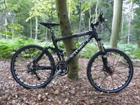 STORCK ADRENALIN Made in Germany - Mountain Bike Full Carbon (Large Frame)