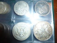 FOREIGN COINS WANTED (dollars, marks, crowns, lira etc )