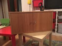 Wooden cupboard / wall unit / cabinet.