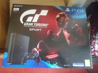 Sony ps4 500gb GT new sealed