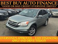 2011 Honda CR-V EX-L w/Navi & back up camara FULLY LOADED !!!