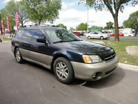 2001 Subaru Outback AWD * 8 PNEUS+RIMS *TEL QU'ECHANGÉ