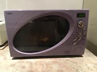 Next purple microwave