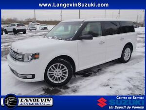 2015 Ford Flex SEL/AWD/CUIR/GPS/TOIT PANORAMIQUE