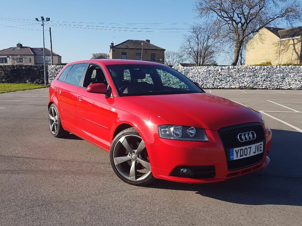 audi a3 2 0 tdi s line s tronic auto dsg 170 bhp. Black Bedroom Furniture Sets. Home Design Ideas