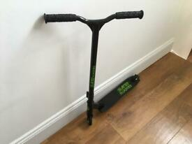 BMX Green Slam Scooter PICK UP ONLY !!
