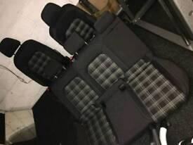 Wv Golf GTD 5 Door Seats