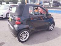 35,000 MILES 1 LITRE SMART CAR AUTOMATIC £30 A YEAR ROAD TAX