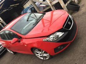 2009 Seat Ibiza 1.4 Low Mileage Cheap Unfinished Project