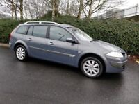 2007 Renault Megane 1.5dci Dynamique – FULL SERVICE HISTORY, FULL YEAR MOT, LOVELY EXAMPLE