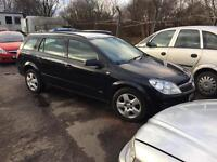 Vauxhall Astra H 1.7cdti 2008 For Breaking