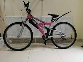 Road bike for sale - nearly new condition