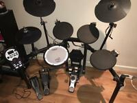 Roland TD-11K with stool, headphones, manuals BOXED