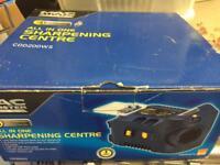 Mac Allister sharpening centre