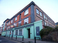 Furnished Double Room in Super-cool Warehouse flat with Roof Terrace *1st May - bills inc*