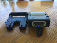 Intermec PB51 Direct Thermal Portable Receipt Printer + carry holder