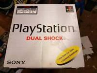 Play station box