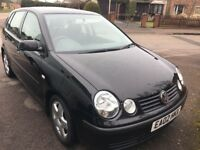 Volkswagen POLO 1.4 Petrol 98,000 Miles 12 Months M.O.T l@@k