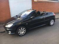 2003 Peugeot 1.6cc Convertible with FSH