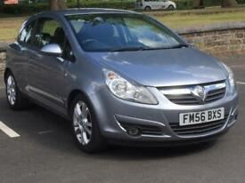 VAUXHALL CORSA 2007 (56 REG)*£1249*LONG MOT*IDEAL FIRST CAR**CHEAP CAR TO RUN*PX WELCOME*DELIVERY