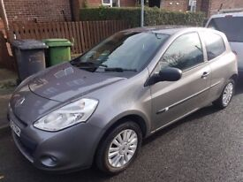 Renault Clio Extreme, Full 12 month MOT with no adviseries