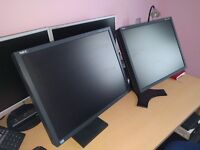 "Two 20"" Computer Monitors in great condition"