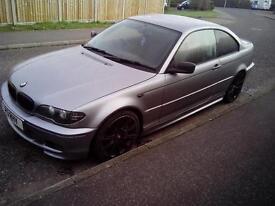 BMW 3series MSport