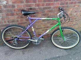 """men's apollo avalanche bike 26"""" wheels"""