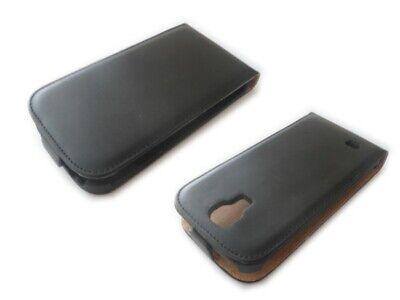 Tasche für Handy Samsung Galaxy S4 i9500 PU Leder Klapp Flip Case Hülle Gsm Flip Handy