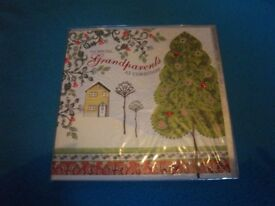 To Special Grandparents Christmas Card IP1
