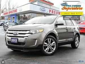 2013 Ford Edge SEL >>> Leather, NAV!!!